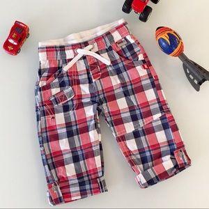 NWOT Kanz Baby Boy Plaid Pants